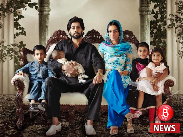 Haseena : Shraddha Kapoor shares reel family picture in new poster!