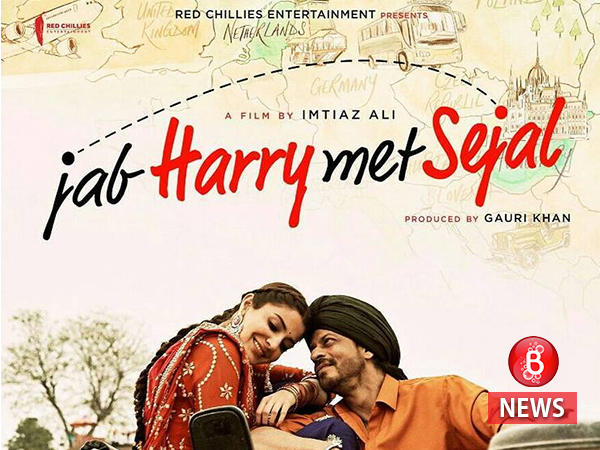 Shah Rukh Khan-Anushka Sharma's 'Jab Harry Met Sejal' TRAILER date OUT?