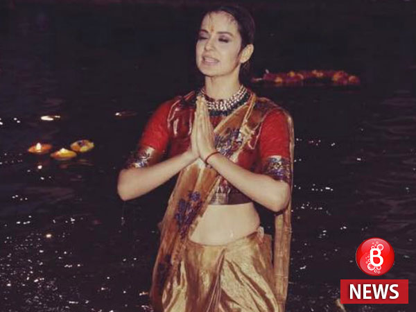 Kangana Ranaut severely injured while 'Manikarnika' shoot!