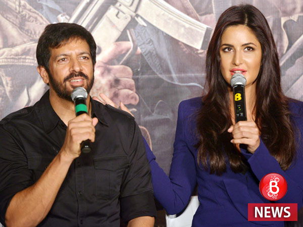Katrina Kaif is missing Kabir Khan on the sets of 'TZH'