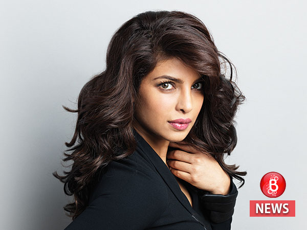 Priyanka Chopra To Produce American Series Based On The