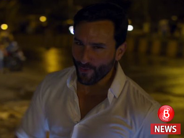 Saif Ali Khan to star in Netflix's first Indian series 'Sacred Games'