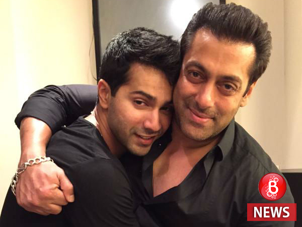 Judwaa 2: Salman Khan shoots for his cameo in Varun Dhawan-starrer