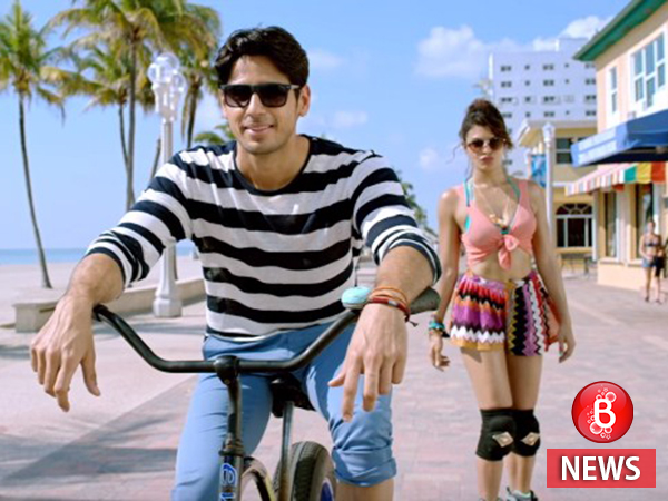 Sidharth Malhotra and Jacqueline Fernandez's first song from 'A Gentleman'
