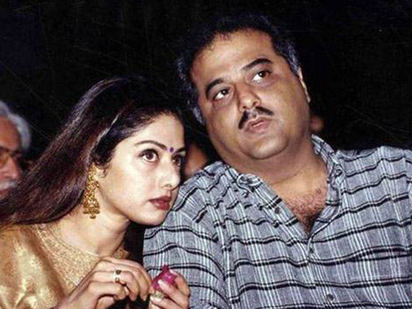 Boney Kapoor talks about his wife and actress Sridevi