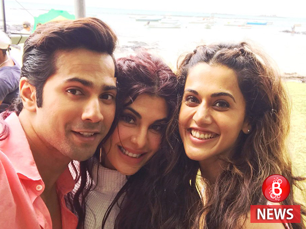 After flaunting enviable snaps, Judwaa 2 wraps Mauritius schedule!