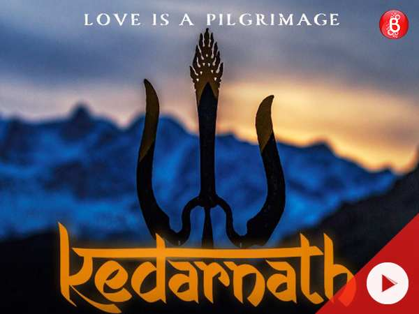 The motion poster of Sushant and Sara's 'Kedarnath' has a divine feel to it