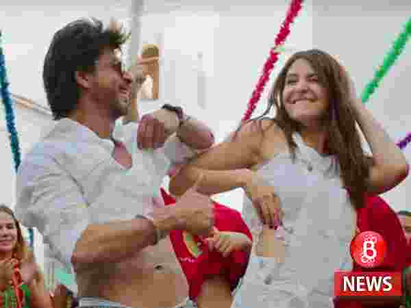 When Shah Rukh Woos Anushka Sharma In Bhojpuri Style