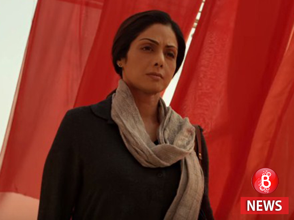 Sridevi's 'MOM' to get an international release