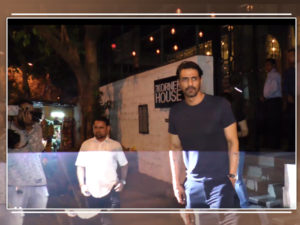 Watch: A sleep deprived Arjun Rampal papped outside an eatery in Bandra