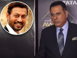 WATCH: Boman Irani hopes that Irrfan Khan willrecover fast from his illness