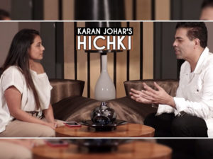 WATCH: Karan Johar opens up about his'Hichki', the time when he was called 'pansy'