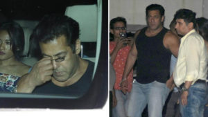 Watch: Salman Khan spotted at Mahesh Bhatt's office. Is a movie on the cards?