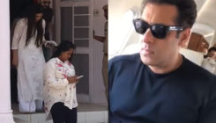 Watch video: Salman meets his sisters Alvira and Arpita as he prepares for a second night in jail