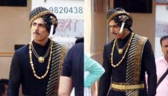 Sonu Sood gets clicked in Sadashiv avatar on the sets of 'Manikarnika'. View Pics!