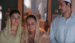 Did you notice Alia Bhatt's mother Soni Razdan sharing screen space with her in 'Raazi' trailer?