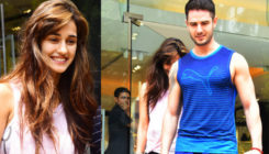 In Pics: Disha Patani enjoys Sunday outing with mystery man