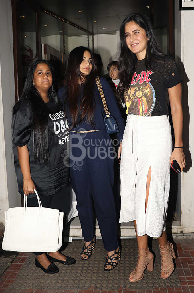 Katrina with Arpita and Alvira