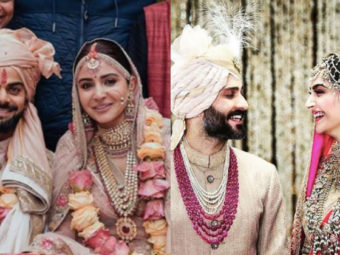 Anushka Sharma or Sonam Kapoor: Whose bubbly avatar at their wedding was more endearing ?