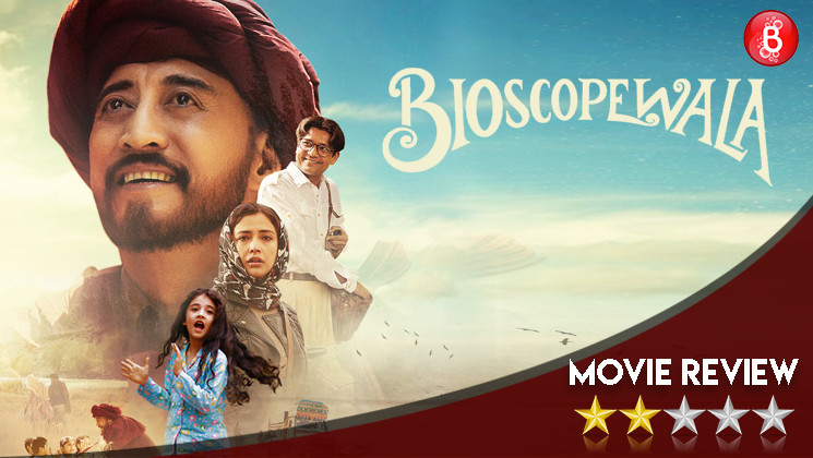 'Bioscopewala' movie review: Danny Denzongpa's stellar act saves the film from sinking
