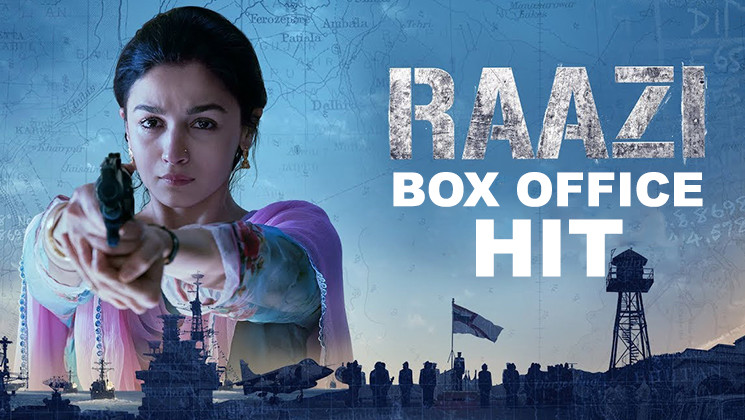 HIT! Junglee Pictures' 'Raazi' inches closer to the 100 crore mark at the box office