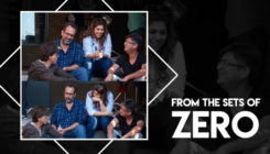 Straight from the sets of 'Zero': Shah Rukh Khan in a candid conversation with Aanand L Rai