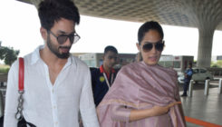 WATCH- Shahid Kapoor takes pregnant wifey Mira on a road trip!