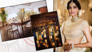 In Pics: The venue for Sonam and Anand's Mehendi looked like a dream