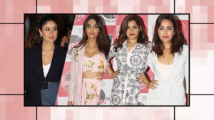 'Veere Di Wedding's' girl gang arrived for film promotion in style!
