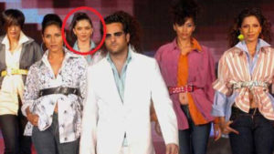 #FlashbackThursday: When Deepika Padukone was a background model!
