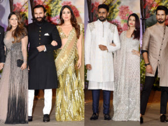 12 B-town couples who turned heads at Sonam Kapoor- Anand Ahuja wedding reception