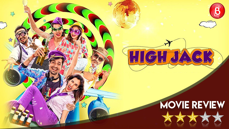 'High Jack' Movie Review: This TRIPPY flight journey is bound to tickle your funnybones!