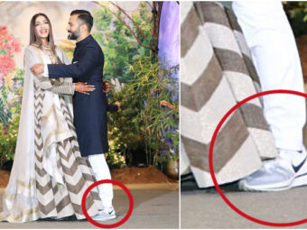 Sonam's hubby Anand Ahuja trolled ruthlessly for his choice of footwear