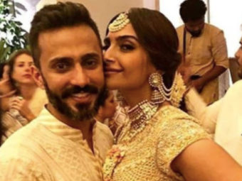 LIVE UPDATES: Check all the fun and frolic at Sonam and Anand's reception
