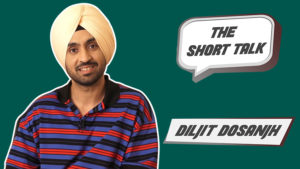 THE SHORT TALK: Diljit Dosanjh gets candid about his upcoming film 'Soorma'