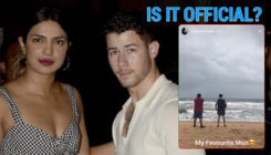 Did Priyanka Chopra just make her relationship with Nick Jonas official?