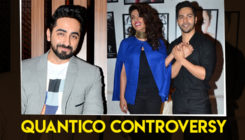 This is what Varun and Ayushmann have to say about Priyanka's 'Quantico' controversy