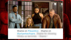 Indian Twitterati slam latest episode of Priyanka Chopra's 'Quantico'