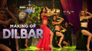 Watch: The making of Nora Fatehi's 'Dilbar' song that shattered all records