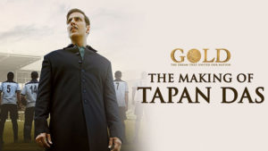 Video: Here's how Akshay transformed into Tapan Das for 'Gold'
