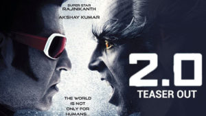 2.0 Teaser: This Rajinikanth and Akshay Kumar starrer will leave you asking for more