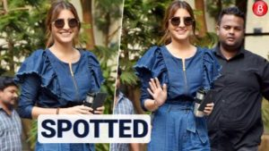 Here's how Anushka Sharma rocked her casuals at an outing