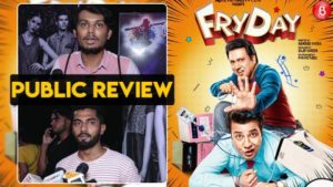 Watch public review of Govinda's comeback movie 'FryDay'