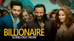 'Billionaire' song: Check out the new club number featuring Saif and Rohan Mehra