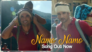 'Namo Namo' Song: Sushant Singh Rajput pays a soulful tribute to Lord Shankar