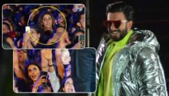 Watch: Shweta Bachchan attends Ranveer's 'Gully Boy' concert like any other fan