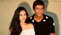 Say What! Ananya Panday has a curfew time, reveals daddy Chunky Panday
