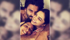 Deepika Padukone is caught between Ranveer Singh and Anisha Padukone