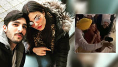 Sushmita Sen and beau Rohman Shawl seek blessings at the Golden Temple - watch video