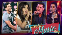 World Music Day: Salman Khan, Priyanka Chopra, Farhan Akhtar, Shraddha Kapoor - actors with singing talent